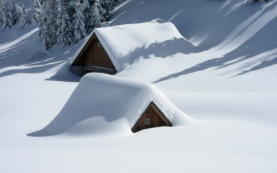 Why does Hokkaido get so much snow?
