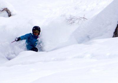 japan snowboard tours